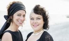"""Lise&Gertrud släpper debutalbumet """"Lyckan kommer från ett annat land"""""""