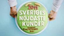 Bredbandsbolaget firar Sveriges nöjdaste kunder