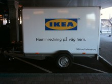 Fler gratis släpvagnar i Helsingborg