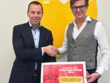 Orkla Foods Sverige skänker 500.000 kr till Friends