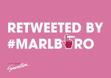 Retweeted by Marlboro