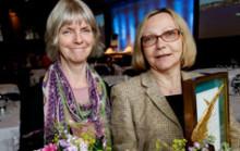 Handelsprofessorn Carin Holmquist vinner pris för entreprenörskap
