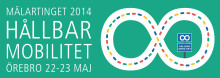 Mälartinget 2014: Hållbar mobilitet