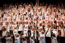 Lund Choral Festival har än en gång lockat storpublik