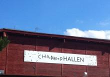 Lidingös ishall numera Childhood-hallen