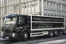 Carlsberg Sverige satsar på miljölastbilar med HVO i tanken