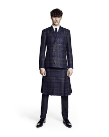 Tiger of Sweden Launches Tartan for SS14