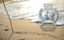 Triss i World Travel Awards för Martinhal Beach Resort