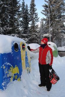Stor miljösatsning i Svenska fjällen  – Sportlovsfirare ska panta mera