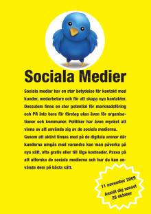 Sociala Medier - stärk ditt varumärke