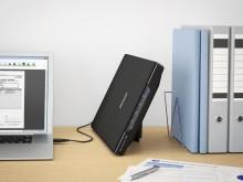 Epson lanserer ultrakompakt skanner med stativ