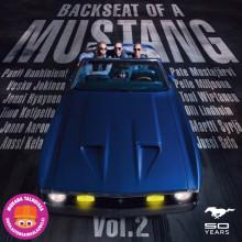 Musiikkia Mustangin takapenkillä Suomen huippuartistien tulkitsemana – tuotto lahjoitetaan hyväntekeväisyyteen