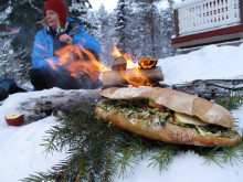 Johan Ranbrandts blogg - Skidor & god mat