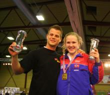 Resultater fra Norgesmesterskapet i karate