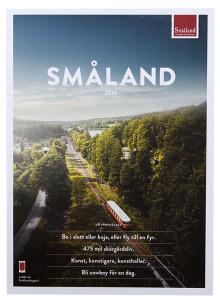 Svenska Smålandsbroschyren 2015 skapar lust!