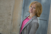 Karin Bodin är mottagare av ett internationellt entreprenörskapspris