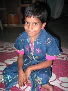 Barnen i Delhis slum får utbildning tack vare ActionAid