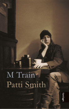 "Samlaget gir ut ""M Train"" av Patti Smith 1. februar"