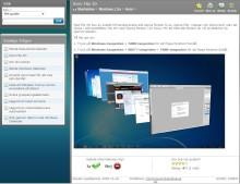 ComAround erbjuder användarstöd för Windows 7