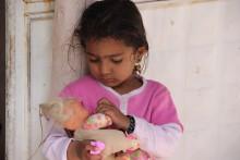 6,5 miljoner barn drabbade av konflikten i Syrien