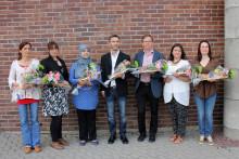 Sigtuna kommun har utsett Årets pedagoger