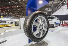 Goodyear præsenterer EfficientGrip Performance med AA-mærkning ved Geneva Motor Show 2015
