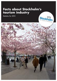 Fakta om besöksnäringen i Stockholm 2012