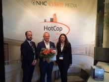 Scandic vinner prestigefyllt pris HotCop 2015