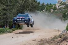 Ogier vann Rally Italy och ökar ledningen i VM