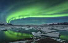 Jakten på nordlyset i Tromsø