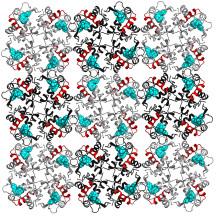 Unik växelverkan mellan terahertzvågor och proteiner