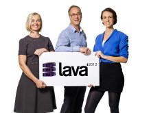 Grontmij huvudsponsor till Lava 2012
