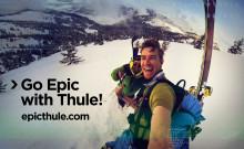 Thule och Epic TV startar tävling för alla actionsportfantaster – 'Go Epic with Thule!'