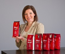 Nå lanserer Friele mørkbrent frokostkaffe som ettermiddagskaffe!