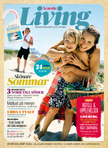 Semesterinspiration i Scandics nya magasin Scandic Living