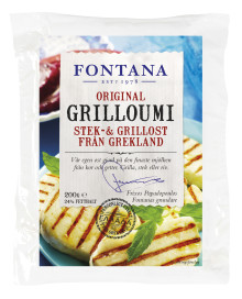 Fontana Grilloumi is back!