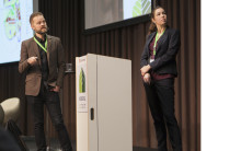 Två dagar med skarpa analyser och innovativa lösningar inom hållbar stadsutveckling