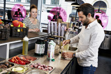 Arla udvikler ny skyrbaseret smoothie-mix med Joe and the Juice