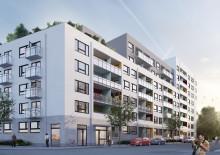 Göteborgs första grönskande tak