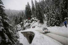 Rally Monte Carlo premiär för nya Polo R WRC