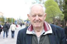 Tuvekatastrofen i fokus när 83-åring disputerar