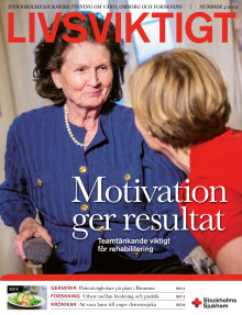 Tidningen Livsviktigt, nummer 4 2014