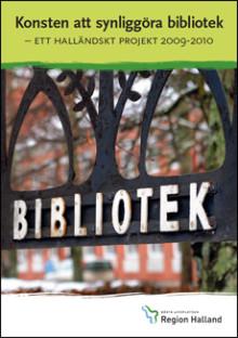 Utdelning av Greta Renborgs pris till Regionbibliotek Halland