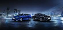 Toyota presenterar nya Avensis på bilsalongen i Genève