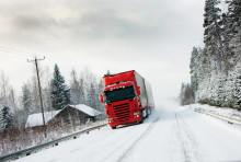 Norsk overgangsordning på plads for vinterdæk til lastbiler og busser