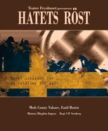 Hatets röst - en pjäs om extremism av Teater Fryshuset