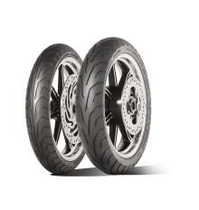 Dunlop lancerer et touringdæk med ny teknologi til klassiske motorcykler