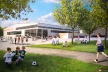 Martinsons vinner stor order – bygger inomhusarena i Uppsala