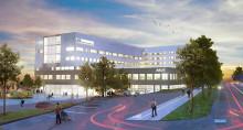 Locum tecknar avtal med Skanska för byggandet av Nya Södertälje sjukhus