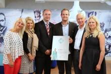 Lederpris til Norges yngste hotellsjef